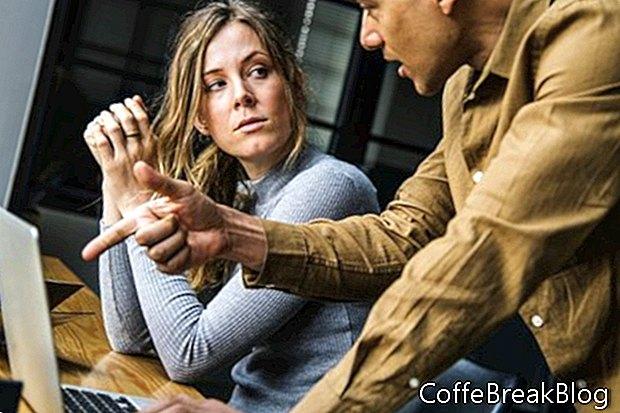 Los empresarios usan los síntomas de AGREGAR creativamente