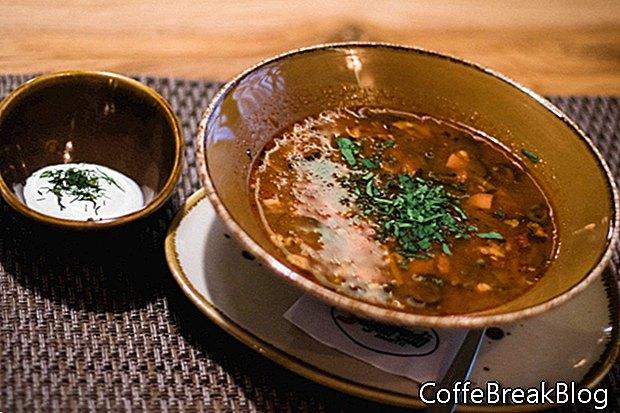 Resep Sup Sayur Kacang untuk ADD Nutrisi