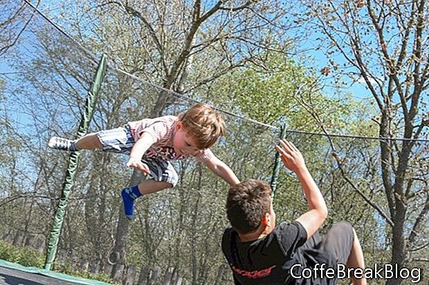 Родителство на деца с нарушение на дефицита на вниманието