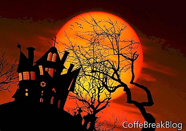 Halloween und Kinder mit ADD