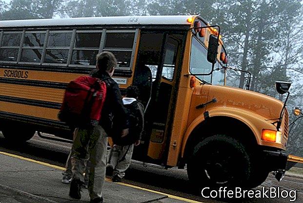 Trastorno por déficit de atención y un nuevo año escolar