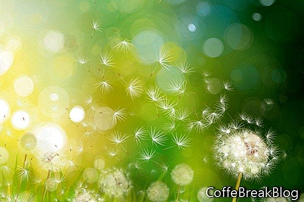 Interprétation du décompte des pollens