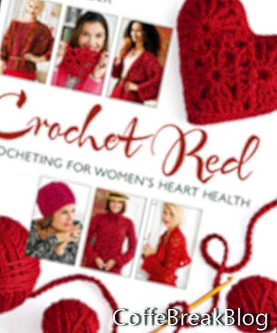 Ulasan Buku Crochet Red