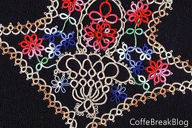 Encaje de encaje de aguja - Hiromi Imaizumi