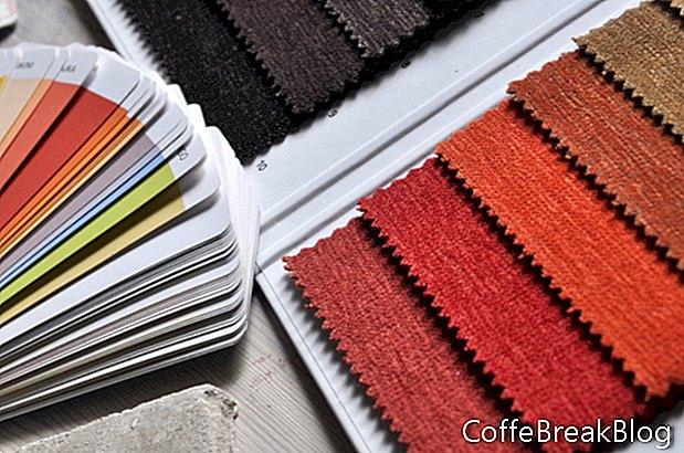 Teoría del color para Quilters - Tonos