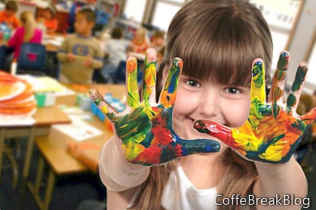 Fazenda em casa ou em sala de aula