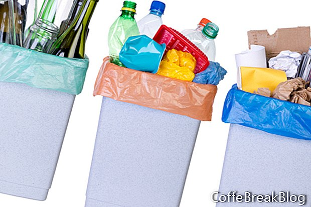 Zone più mancate durante la pulizia