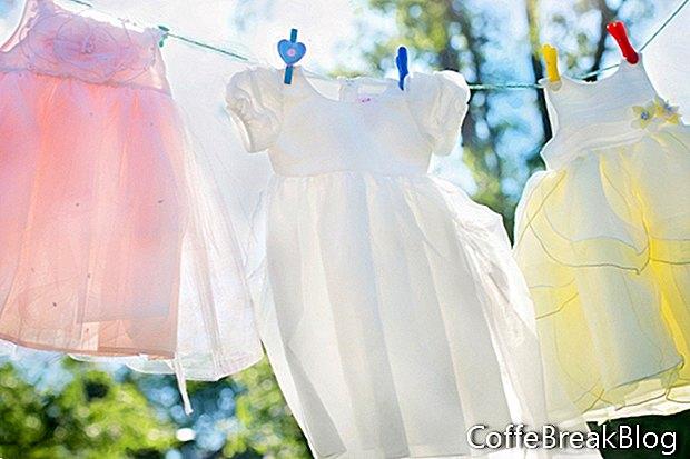 Receta para detergente líquido natural para ropa