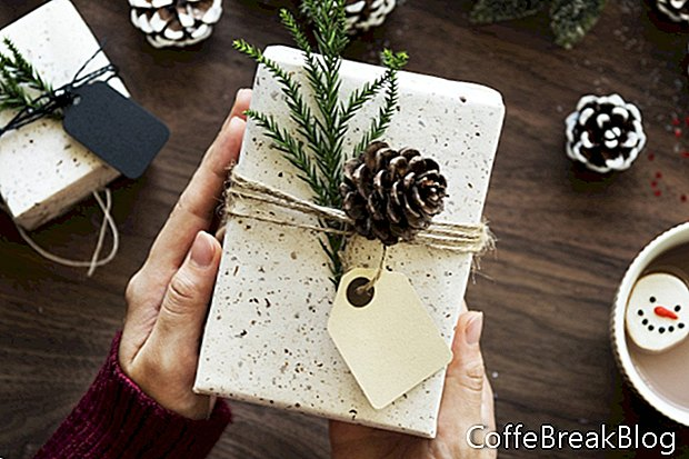 Gesunde und natürliche Geschenkideen