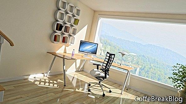 Strategii pentru declutarea biroului de acasă