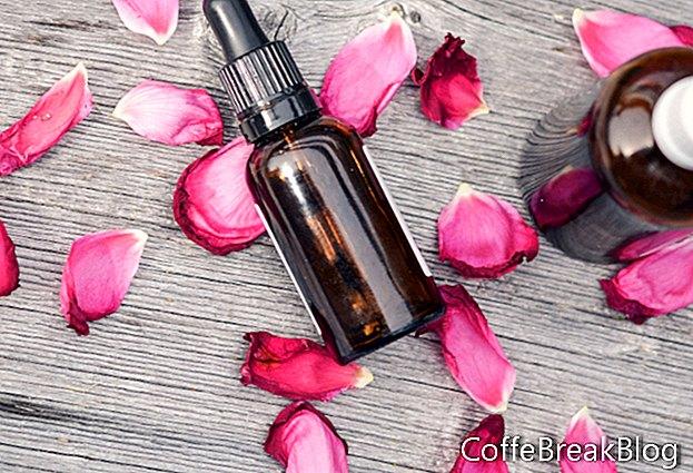 Recenze knihy o aromaterapii