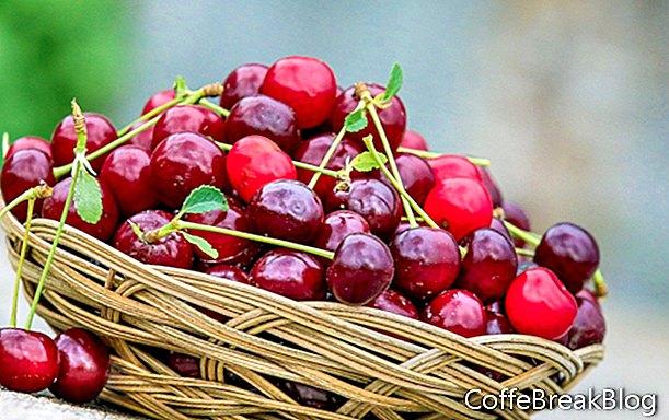 Frühlingsnahrungsmittel auf Bauernmärkten