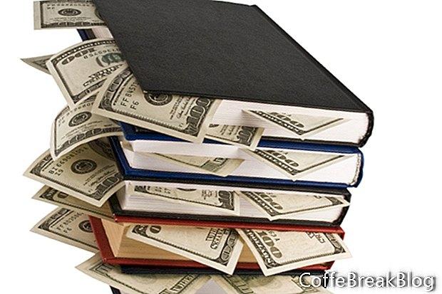 Financiële planning op een onregelmatig inkomen
