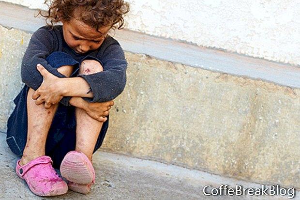 Würden Sie einem vermissten Kind helfen?