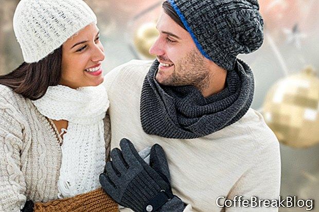 Ziemassvētku sajaukšana, komforts un prieks, stress un bēdas