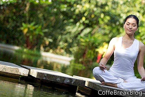 Gehende Meditation über den Atem