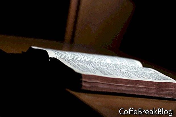 Co Svatí posledních dnů věří: 3. článek víry