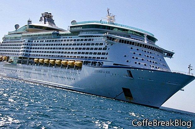 Lista de embalaje de cruceros mediterráneos ligeros