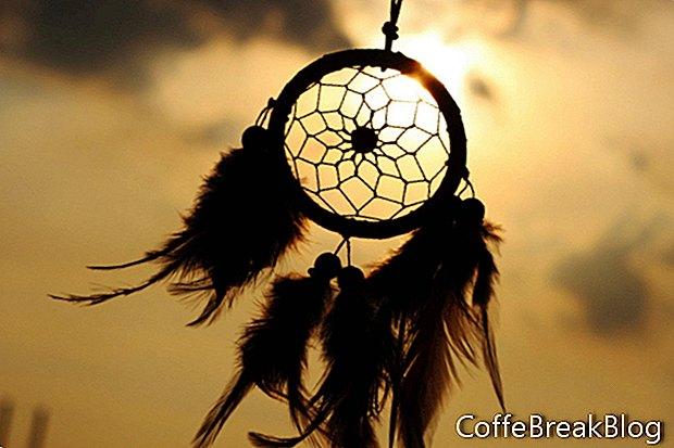 Die Flöte der amerikanischen Ureinwohner