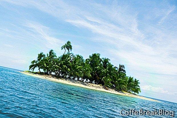 Острови Уейдън - Колоездач и Хейвън на Бърдър