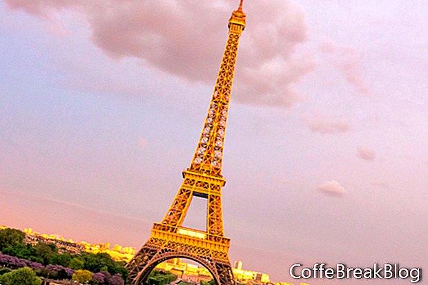 Visitando la Ópera de París