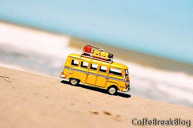 טיול קרוואנים לחוף אורגון