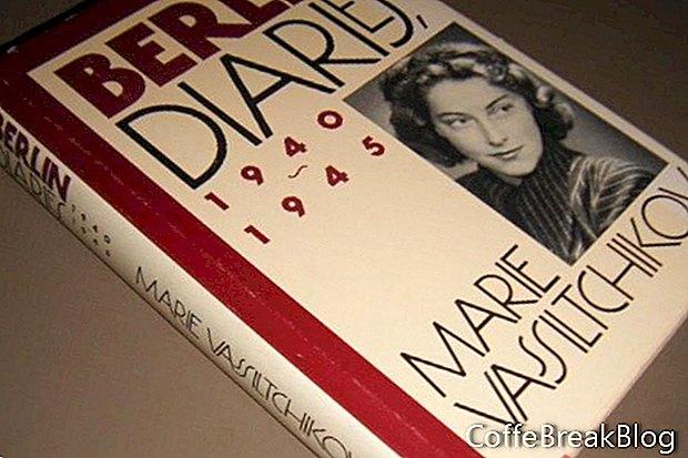 Берлинските дневници, 1940-1945 г., Преглед на книгите