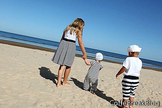 كيفية اختيار وجهة عائلتك عطلة