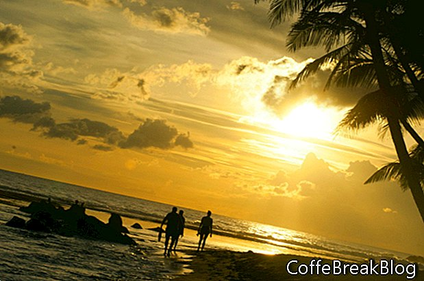 Planlegg en tropisk ferie for encore