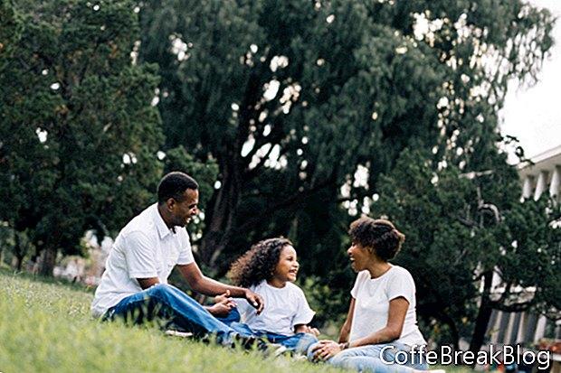 Meie mustanahalisi lapsi mõjutavad vestlused