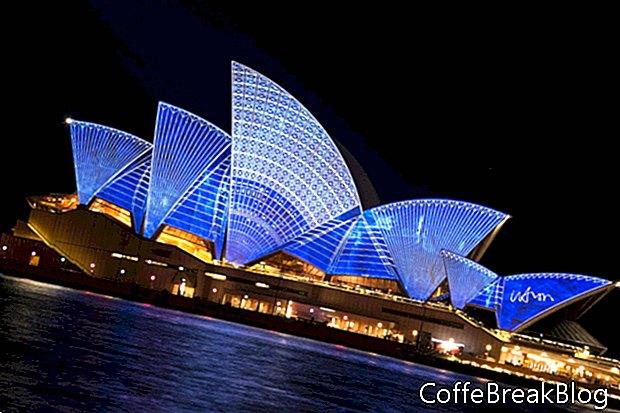 Austraalia tähistab aastavahetust