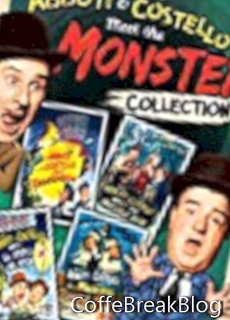 Abbott et Costello rencontrent Frankenstein