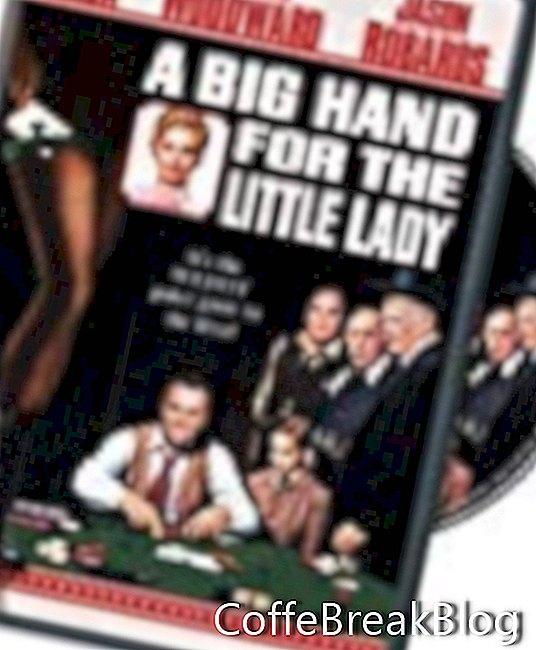 Голяма ръка за малката дама