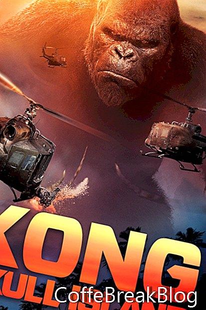 Kong - Otok lubanje