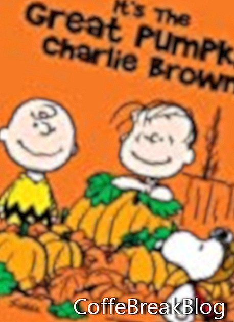 C'est la grande citrouille Charlie Brown