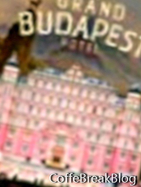 El gran hotel de Budapest