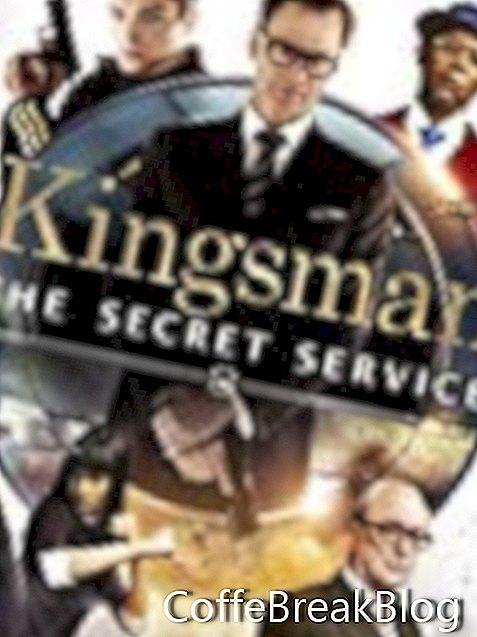 Kingsman - salateenistus