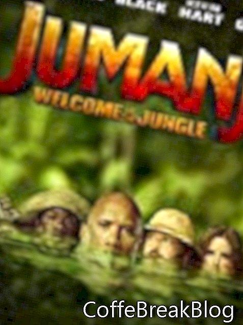 Jumanji - Dobrodošli u džunglu