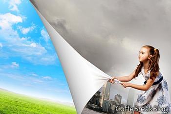 Global oppvarming forbedrer spredning av former
